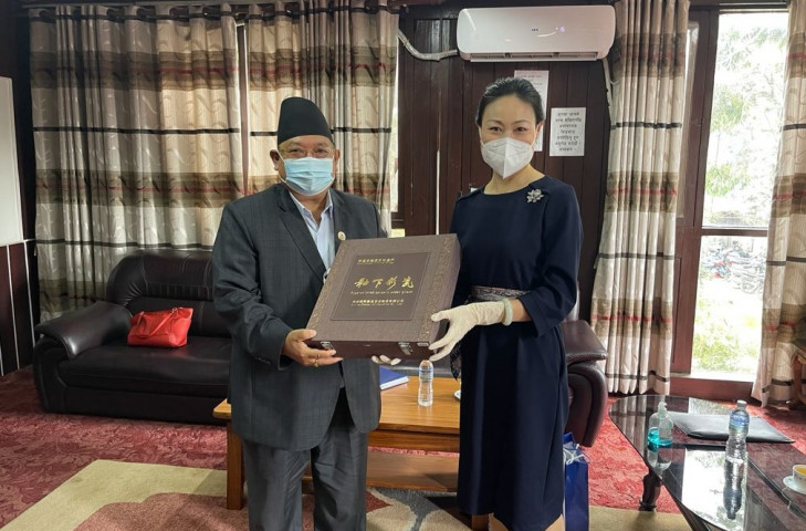 China to provide medical assistance worth Rs 90 million to Nepal » Meroshare